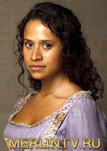 Энжел Колби / Angel Coulby