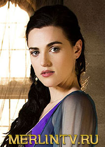 Кэти МакГрат / Katie McGrath